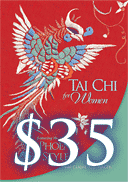 Tai Chi For Women DVD Front Cover
