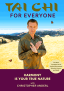 Tai Chi For Everyone DVD Front Cover