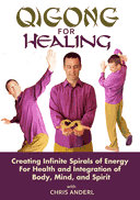 Qigong For Healing Front Cover