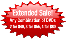 Extended DVD Sale